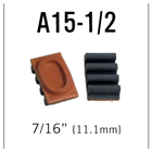 A15-1/2 - 7/16