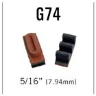 G74 - 5/16