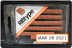 DA9RRIBtype Complete Date set contains everything you need to print MMM DD YYYY date codes: 1 each of JAN-DEC, 01-31, and 6 4-digit years.  •  Buy online!