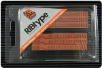 "FU72VP RIBtype Rubber Stamp Set has 3/16"" Letters & Numbers • Make your own stamps and change as needed. • Buy online! Find additional sizes, stamps, ink, demos and more."