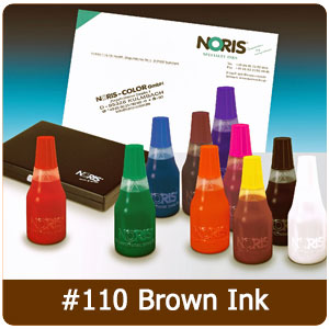 #110 Brown Ink