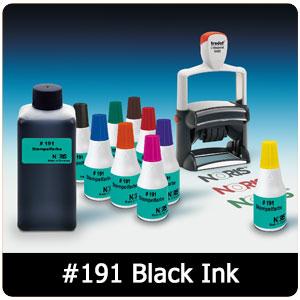 #191 Black Ink