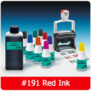 #191 Red Ink