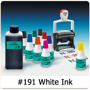 #191 White Ink