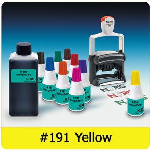 #191 Yellow Ink
