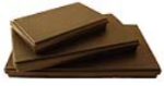 Foam pads hold a lot of ink and are often used when printing large, bold characters for coarse marking. Often used for lumber marking.